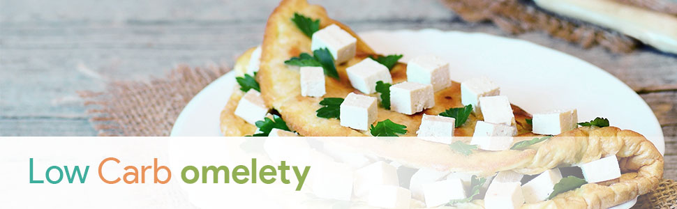 Low Carb omelety